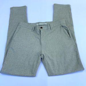 Zara man casual dress pants